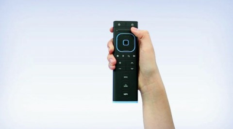 Daum TV Remote (Flick Pad)