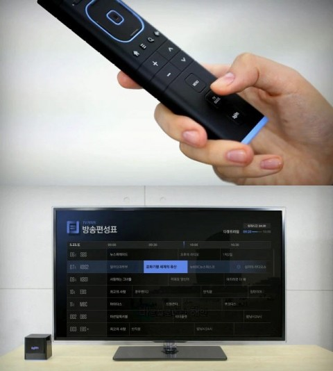 Daum TV EPG