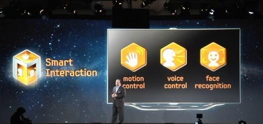 Samsung 'Smart Interaction'