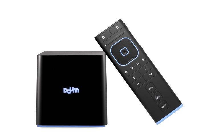 Daum TV Box와 Remote